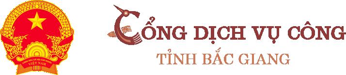 Dịch vụ công Bắc Giang